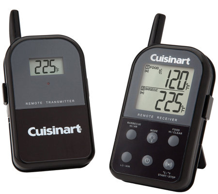 Cuisinart Dual-Probe Digital Wireless Thermometer