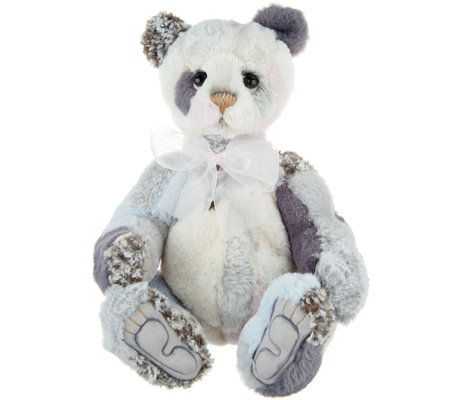 "Charlie Bears Collectible 14.5"" Taggle Plush Bear"