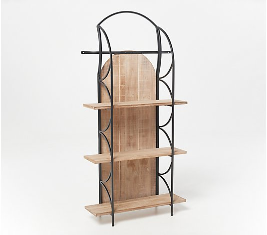 Plow & Hearth Wooden Sled Shelves