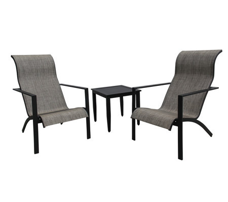 Fairlane 3 Piece Outdoor Seating Set