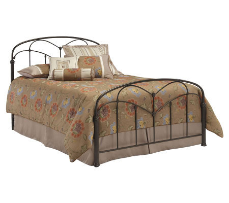 Fashion Bed Group Pomona Hazelnut Full Bed