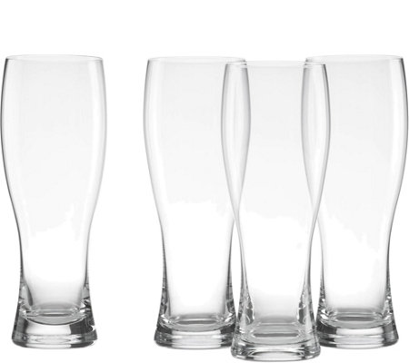 Lenox Tuscany Classics Set of Four Wheat Beer Glasses