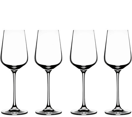 Cuisinart Elite Vivere White Wine Glasses - Setof 4