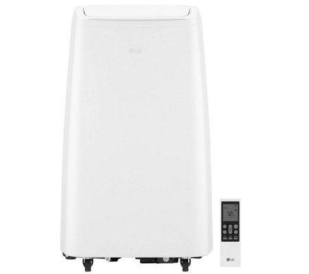 Lg Portable Air Conditioner W Remote For Up To200 Sq Ft