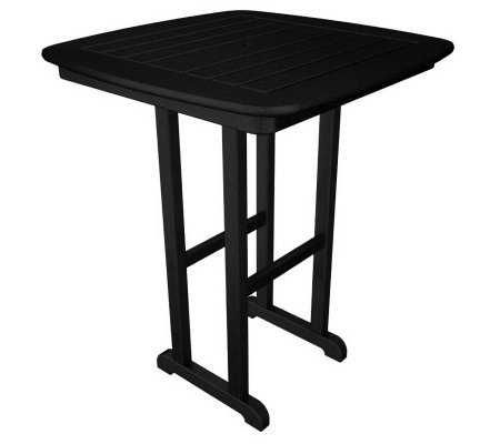 "POLYWOOD Nautical 31"" Counter Table"