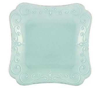 Lenox French Perle Square Dinner Plate - H365669  sc 1 st  QVC.com & Lenox u2014 Dinner Plates u2014 Dinnerware u2014 Tabletop u0026 Bar u2014 Kitchen u0026 Food ...
