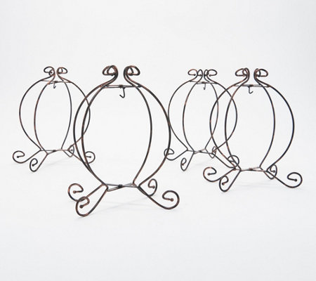 Kringle Express Set Of 4 9 5 Ornament Hangers