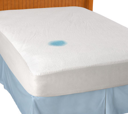 Protect-A-Bed Waterproof Cotton Terry King Mattress Protector