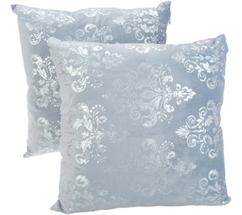 Phenomenal Decorative Pillows Bedding For The Home Qvc Com Ncnpc Chair Design For Home Ncnpcorg