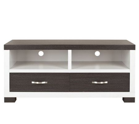 Southeast Asia Monroe 2 Drawer TV Cabinet