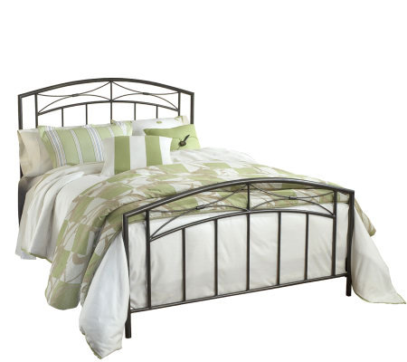 Hillsdale Furniture Morris Bed King