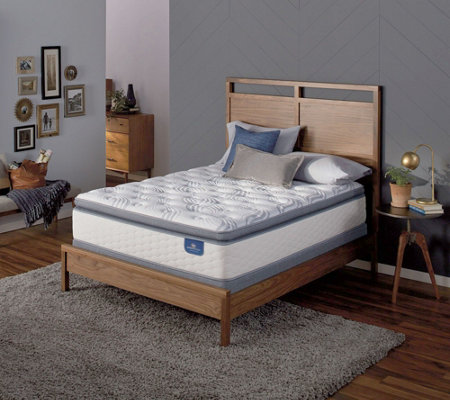 Serta Perfect Sleeper King Bravada Pillowtop Mattress Set Page 1