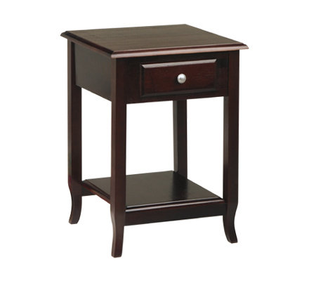 Merlot Collection Accent Table by Office Star