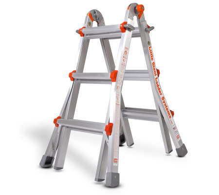Little Giant Model 13 Multipurpose Ladder Type1A