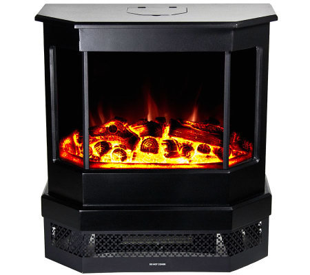 Warm House Cleveland Floor-Standing Electric Fireplace