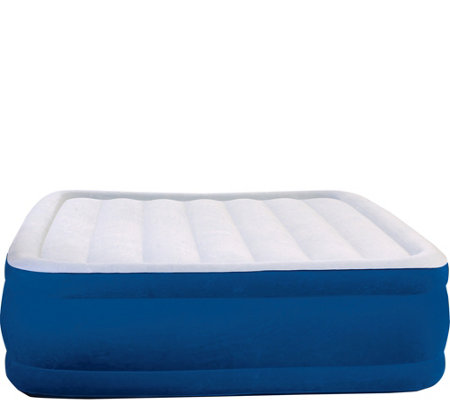 "Beautyrest Queen 17"" Plushaire Adjustable Air Mattress"
