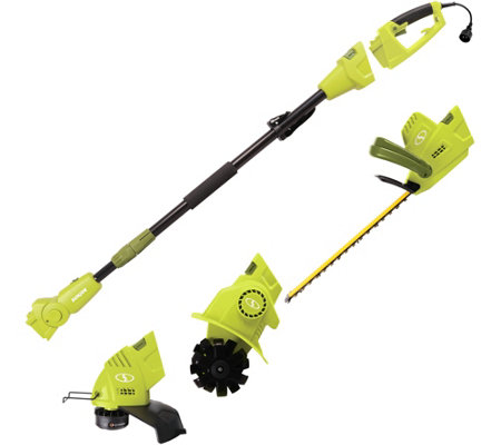 Sun Joe Lawn and Garden Multi-Tool System