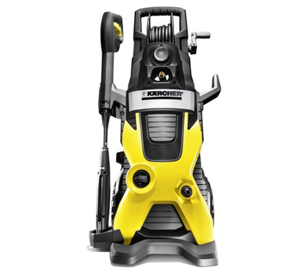Karcher K5 Premium Electric Pressure Washer w/Hose Reel