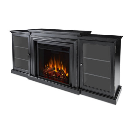 Real Flame Frederick Entertainment Indoor Electric Fireplace