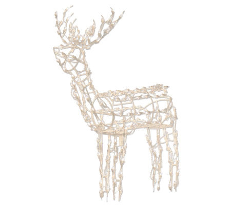 48' Outdoor 60-Light LED Standing Buck