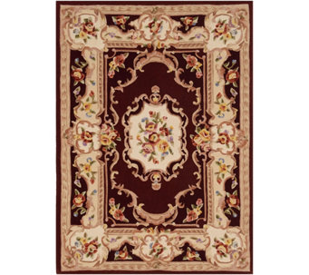 Royal Palace 5 X7 Wool Special Edition Marquis Aubusson Rug H212374