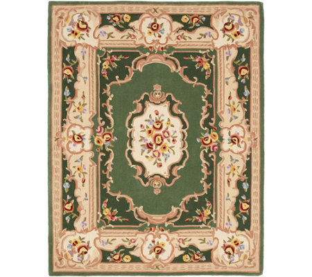 Royal Palace 7 X9 Wool Special Edition Marquis Aubusson