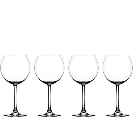 Cuisinart The Star's the Limit 4-Piece Stemware Collection