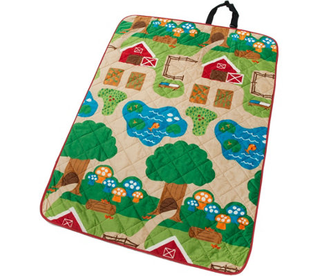 Berkshire Blanket Imagination Farm Outdoor Blanket