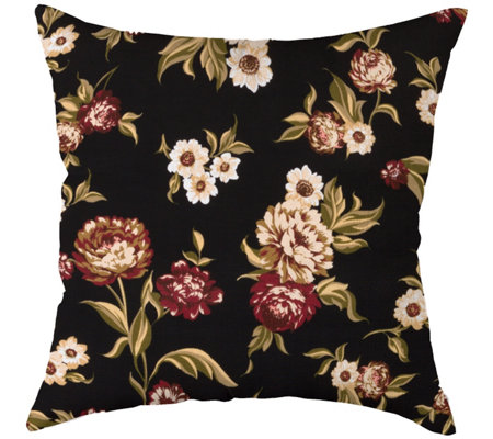 Plow & Hearth Polyester Classic Outdoor Throw Pillow