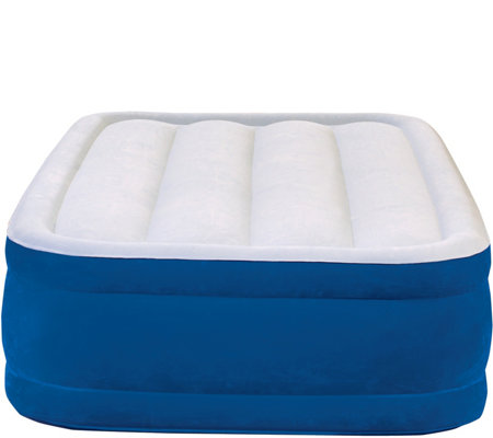"Beautyrest Twin Plushaire 15"" Elevated Adjustable Air Mattress"
