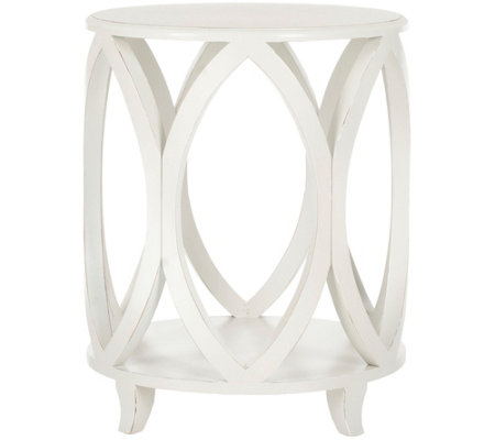 Janika Round Accent Table by Valerie