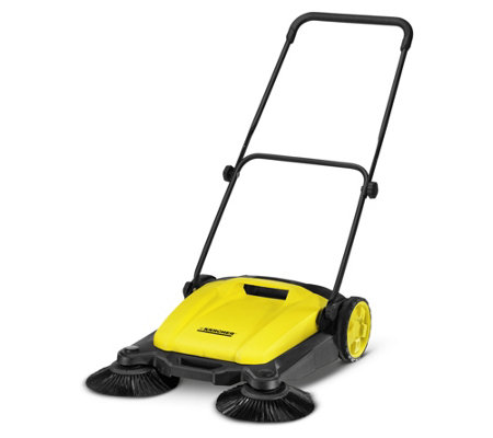 Karcher Walk Behind Sweeper - 4.2 Gallon Capacity