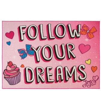 jojo siwa follow your dreams 46 x