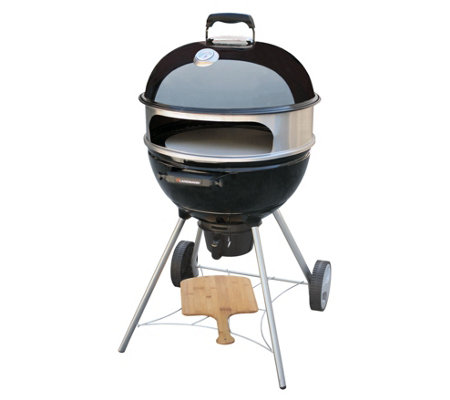 Landmann Kepler 350 Charcoal Pizza Kettle Grill