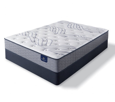 Serta Perfect Sleeper Kleinmon Ii Plush Full Mattress Set