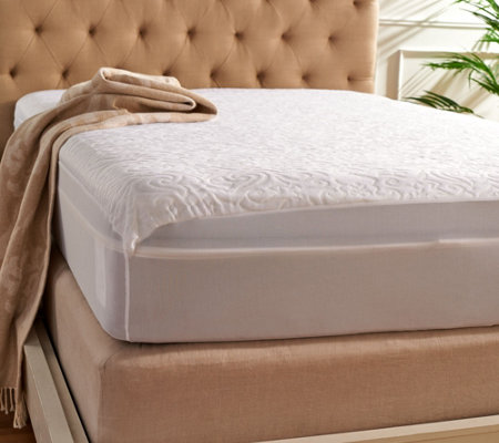 Serta Perfect Sleeper Smart Comfort Full Mattress Protector