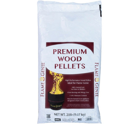Flame Genie #20 Wood Pellets