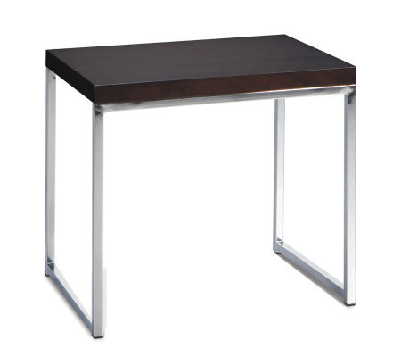 Avenue Six Wall Street End Table