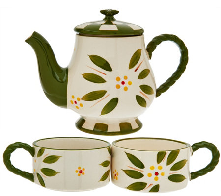 Temp-tations Old World Tea for 2 Set