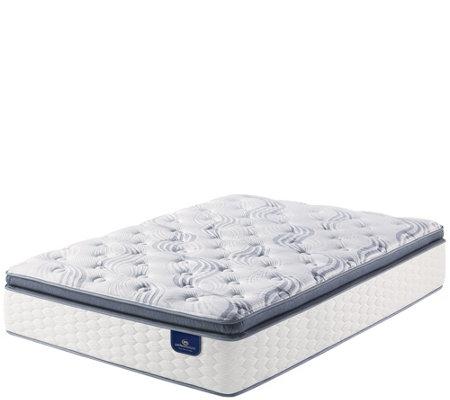 Serta Perfect Sleeper Queen Bravada Pillowtop Mattress Page 1
