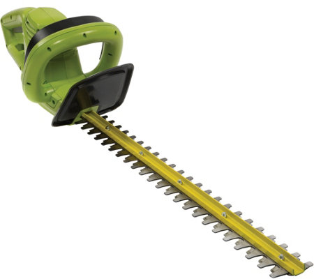 "Sun Joe 22"" 3.5-Amp Electric Hedge Trimmer"