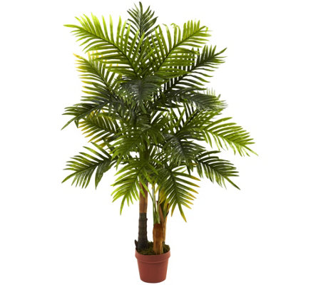 4' Real Touch Areca Palm Tree by Nearly Natural