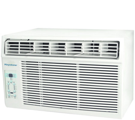 Keystone 10,000 BTU Window Air Conditioner withRemote Control