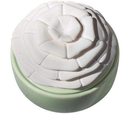 Homedics Ellia Petal Porcelain Non Electric Aroma Diffuser