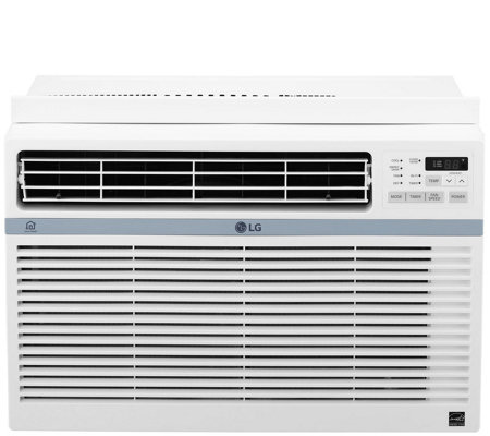 Lg Energy Star 8 000 Btu Smart Window Air Conditioner