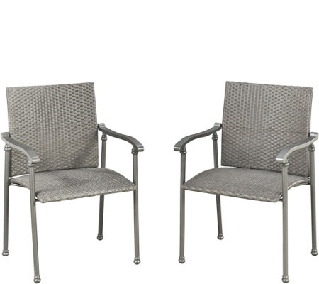 Umbria Set of Two Arm Chairs