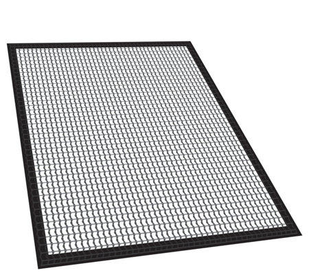 "Masterbuilt (2) 30"" Fish and Vegetable SmokingMat"