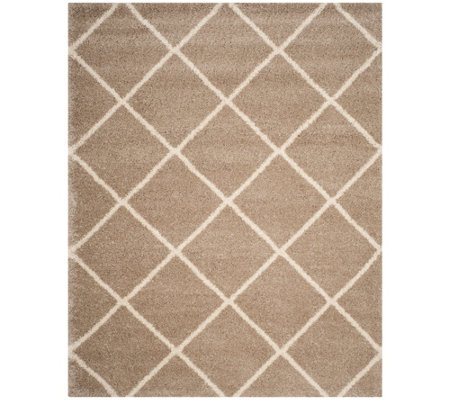 Hudson Shag 281 Collection 8 X 10 Rug