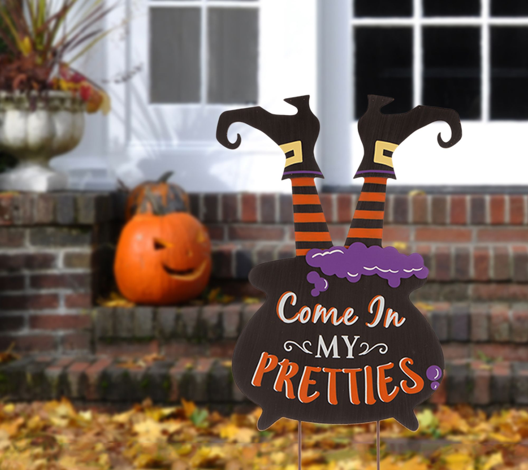 """Marry A WITCH Halloween Metal Tin Sign Decoration For Outdoor /& Indoor 12/"""" X 8/"""""""