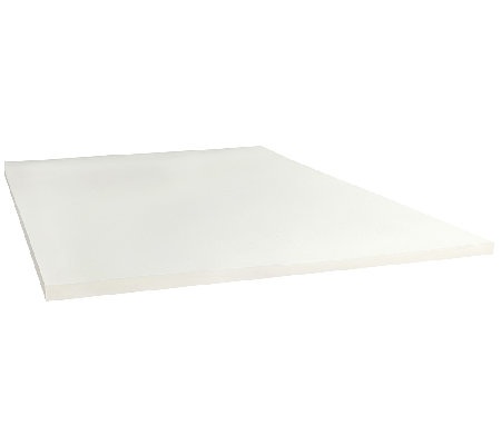 "Sealy 2"" Memory Foam Mattress Topper King"